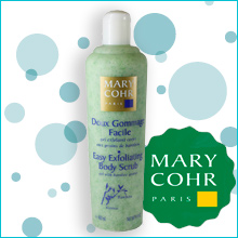 Mary COHR : doux gommage
