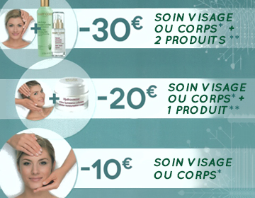 Mary Cohr : promos d'hiver