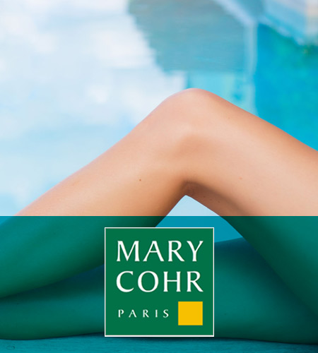 Soins du corps Mary Cohr