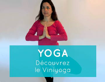 Cours de Yoga traditionnel, Viniyoga à Aquazen Pôle, Coublevie