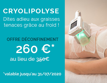 Cryolipolyse à Aquazen pole , Coublevie, Isère